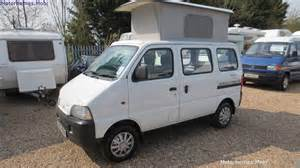 Small Motorhomes For Sale Uk Vale Motorcaravans Used Drivelodge Bijou Suzuki For Sale