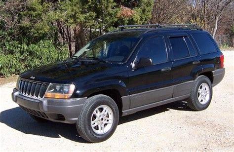 2002 Jeep Laredo Sell Used 2002 Jeep Grand Laredo V 8 Black On