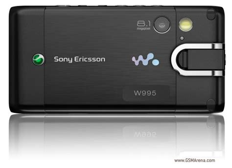 sony ericsson w995 pictures official photos