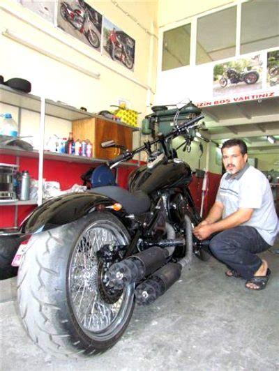motosiklet duenyasina oedemis damgasi izmir