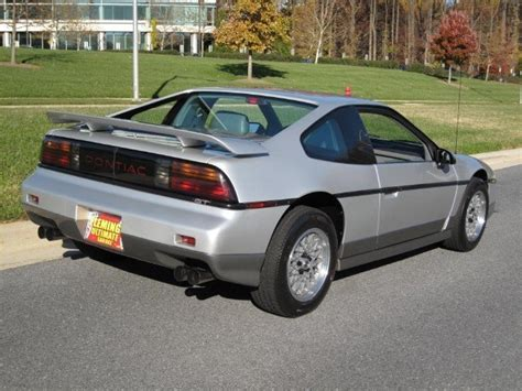 automotive repair manual 1987 pontiac fiero seat position control 1987 pontiac fiero 1987 pontiac fiero for sale to buy or purchase classic cars for sale