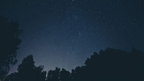 libro by night the mountain 精选夜空中繁星点点图片高清电脑壁纸 高清壁纸 壁纸下载 美桌网