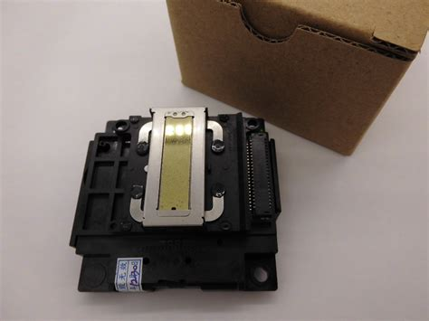 Cek Printer Epson L210 original new printhead for epson printer l110 l210 l300 l310 l355 l550 printhead in printer