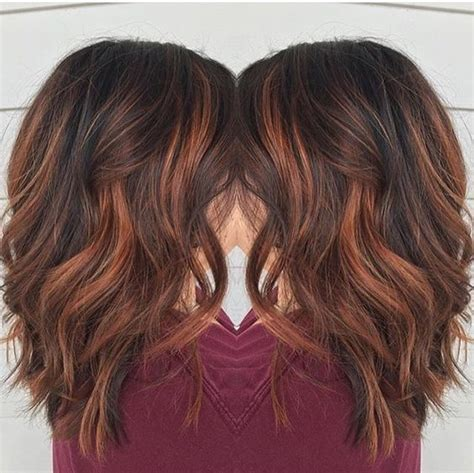 hairstyles for thick red hair 20 lovely medium length haircuts for 2017 meidum hair