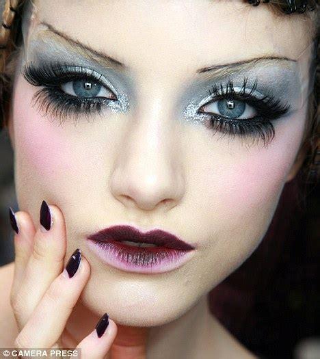 jemma kidd make up masterclass makeup masterclass utterly fluttery daily mail online