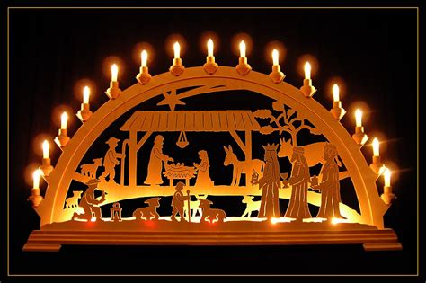Weihnachtsdeko Fenster Erzgebirge by Natale 50 Idee Per Fare Il Presepe La Pappadolce