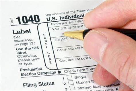 Documents Needed For Tax Return