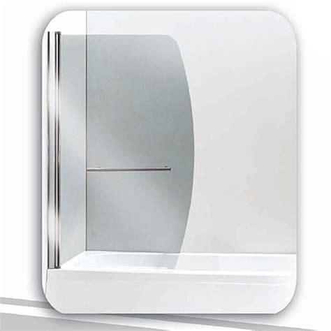 pareti vasca bagno pareti vasca parete vasca in cristallo girevole 90x140