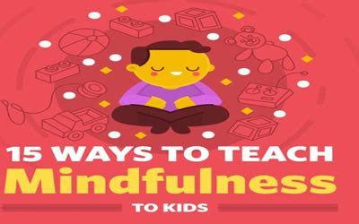 15 simple ways to teach patterns to preschoolers the 15 ways to teach mindfulness and patience to children