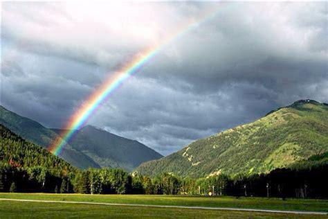 Map Wall Murals follow the rainbow to glacier meadow glacier meadow rv park