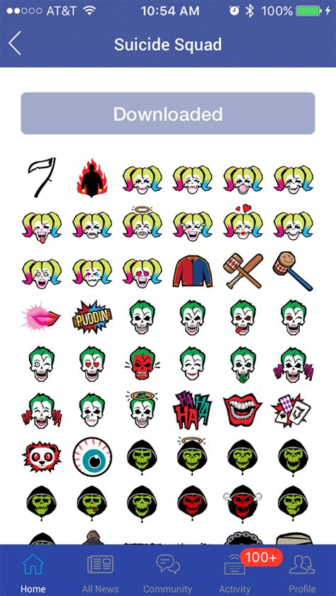 discord emoji pack download new suicide squad emoji pack step by step dc