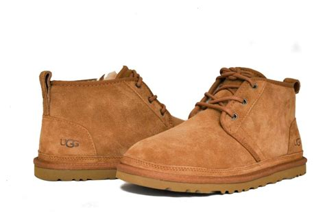 mens ugg boots ebay ugg australia s neumel 3236 shoes chestnut suede new