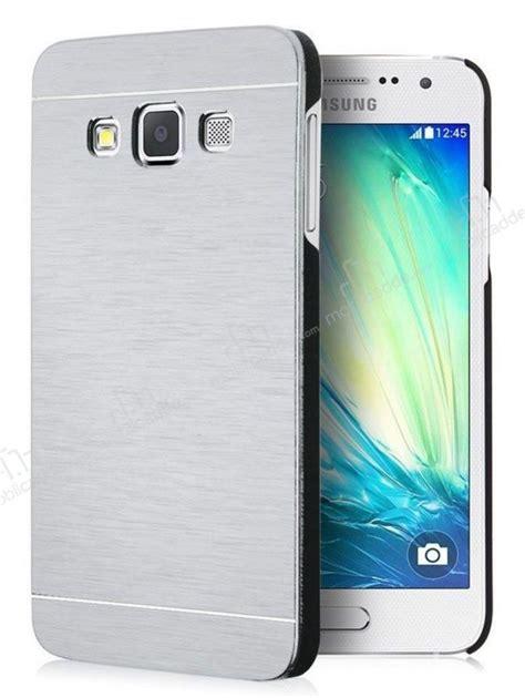 Motomo Samsung A7 Metal motomo samsung galaxy a7 metal silver rubber k箟l箟f