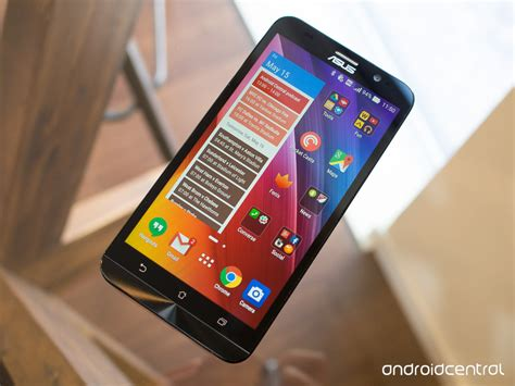 Asus Zenfone 2 asus zenfone 2 review android central