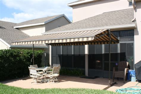 sunsetter oasis freestanding awning sunsetter retractable awning abc windows and more