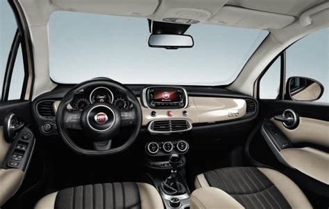 fiat 500 interior light 2015 fiat 500x is a surprisingly attractive compact crossover