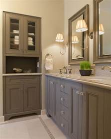 custom built bathroom cabinets with traditional bathroom