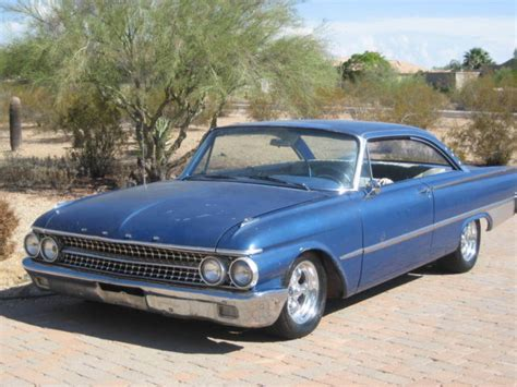 Ford Galaxy Starliner by 1961 Ford Galaxie Starliner Rod