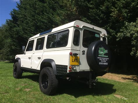 land rover puma 2009 59 reg land rover defender 110 puma 163 sold lrs