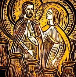Wedding Feast At Cana Epiphany by The Third Day The Jagged Word