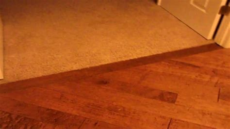 Hardwood Floor Transition Hardwood To Carpet Transition Interior Home Design