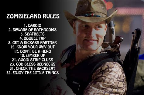 In Zombieland quotes from zombieland quotesgram