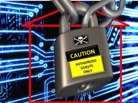 cyber security for home networks 5 important steps