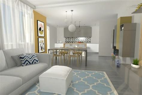 idee cucina soggiorno cucina salotto ambiente unico idee idee per il design