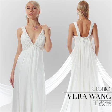 Goddess Style Wedding Dresses by Style Goddess Wedding Gown Gloria By Vera Wang