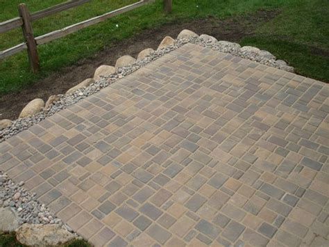 index of services landscaping paver paver job3