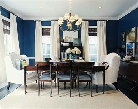 best dark blue paint for dining room top 25 best blue dining rooms ideas on pinterest blue