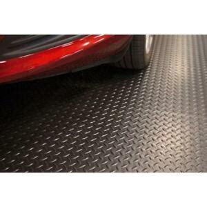 Garage Floor Mats  Cars Heavy Duty Flooring Rubber Roll