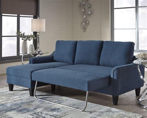 jarreau blue queen sofa sleeper  sleeper