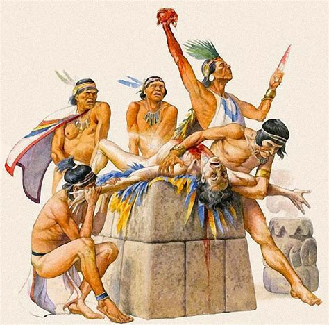 imagenes sacrificios mayas 31 mysterious facts about the mayan civilization