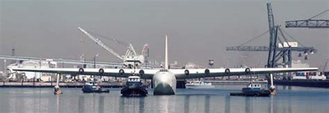flying boat long beach air and space aircraft types