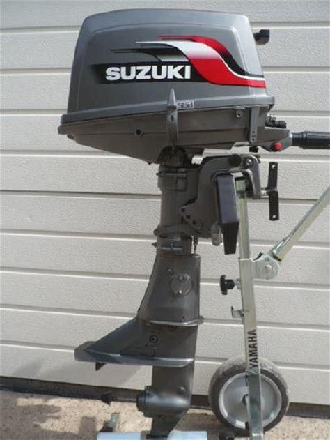 Suzuki Dt 6 Umr 252 Stung Suzuki Dt6 Auf 3 68kw 5ps