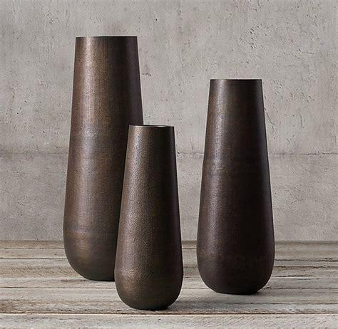 pewter floor vases best 25 floor vases ideas on floor vase decor