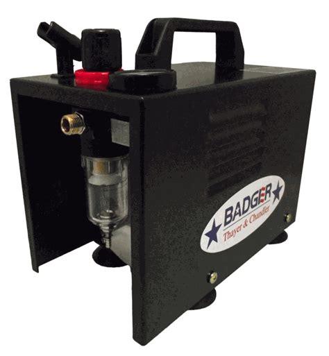 badger tc909 aspire elite airbrush compressor