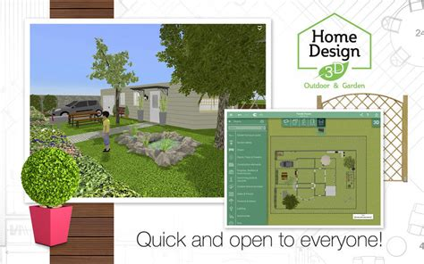 home design 3d sur mac home design 3d outdoor garden on the mac app store