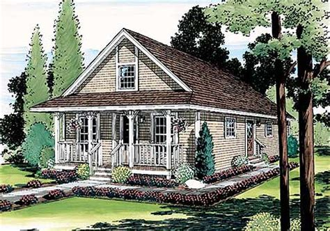 narrow lot cottage house plan 9818sw architectural narrow lot cottage 11355g 1st floor master suite
