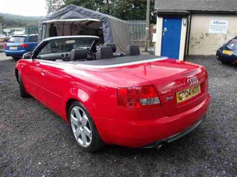 audi 4 door convertible audi 2004 a4 s4 quattro 2dr 2 door convertible car for sale