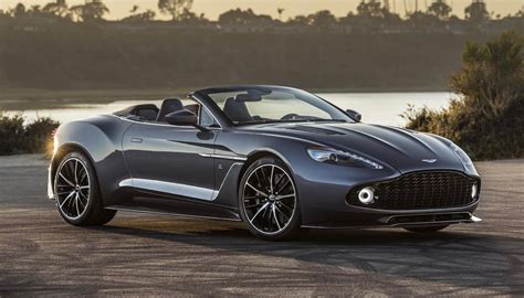 aston martin aston martin vanquish zagato speedster and shooting brake