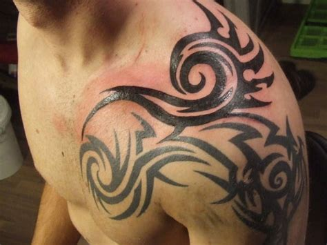celtic shoulder tattoos for men 12 tribal tattoos on shoulder