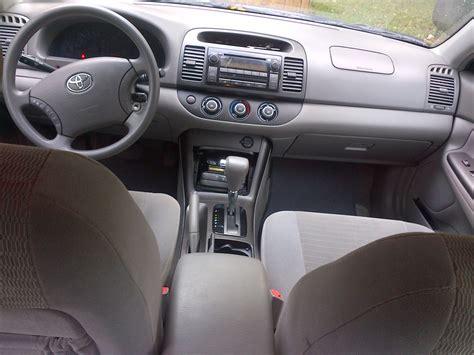 Toyota Camry Interior 2005 Toyota Camry Interior Pictures Cargurus