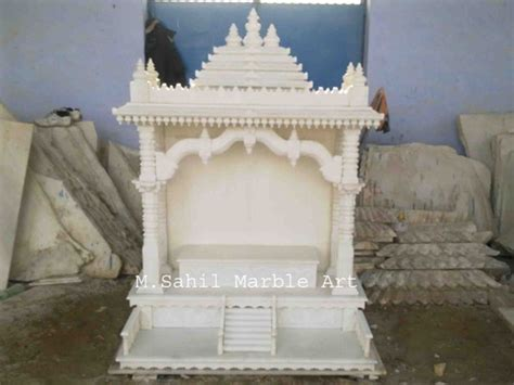 unique home mandir m sahil marble manufacturer in