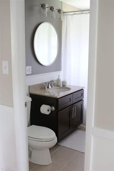 shiplap mirror shiplap bathroom progress 21 diy playbook