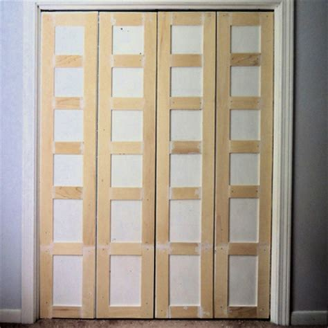 Adding Trim To Bifold Closet Doors - home dzine bedrooms rev built in bedroom cupboard or