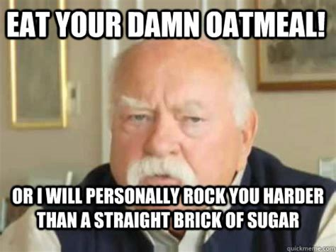 Diabetes Meme - wilford brimley diabetes meme memes