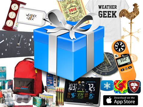 10 Great Gifts For Your by 10 Great Gifts For The Weather In Your