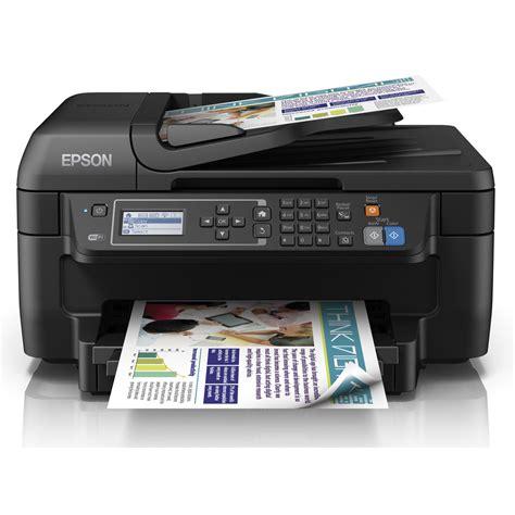 Printer Epson Wf epson workforce wf 2650dwf a4 colour multifunction inkjet